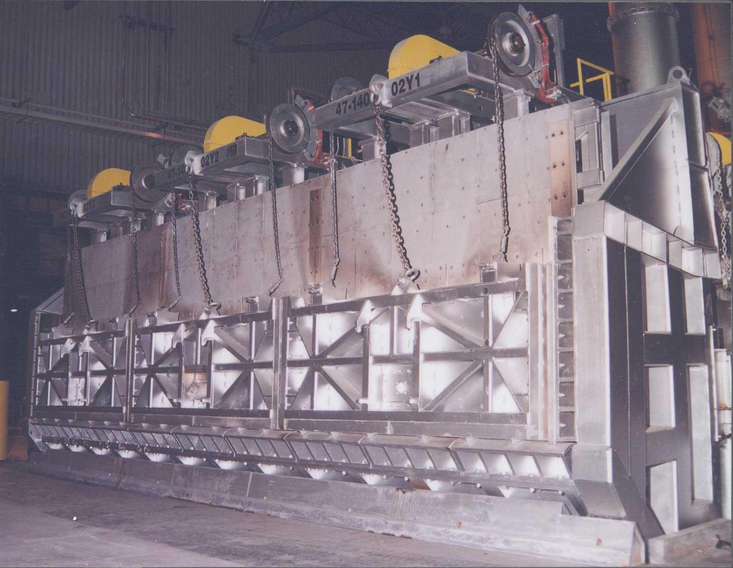 Four usine